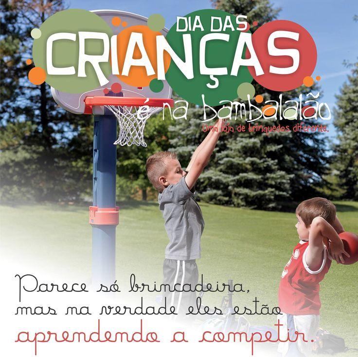 A hora de brincar é também hora de aprender e se preparar para a vida. A Bambalalão Brinquedos oferece uma linha completa de brinquedos que auxiliam no desenvolvimento e aprendizado da criança. http://www.bambalalaobrinquedos.com.br/produtos/retro-e-tradicionais/