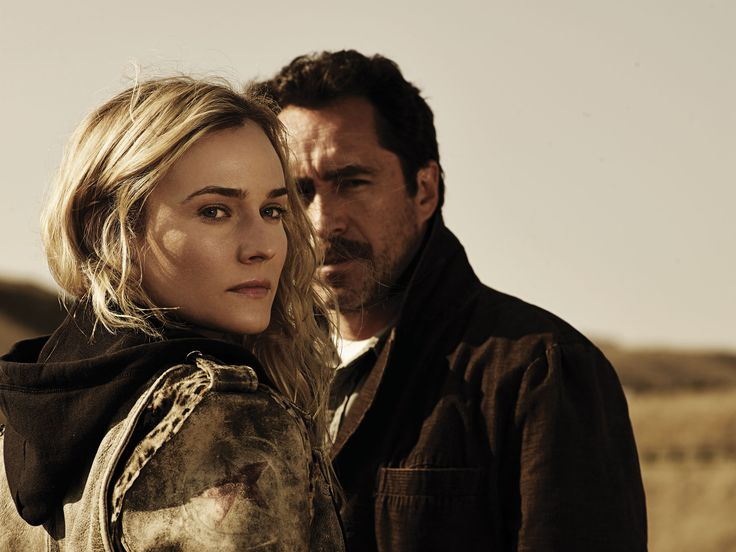 """The Bridge"" on FX. Holy cow Demian Bichir's performance is incredible!"