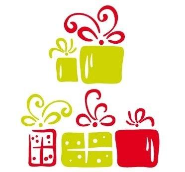 Vinilos Navidad Vinilos Decorativos Navideños Pared Vidriera