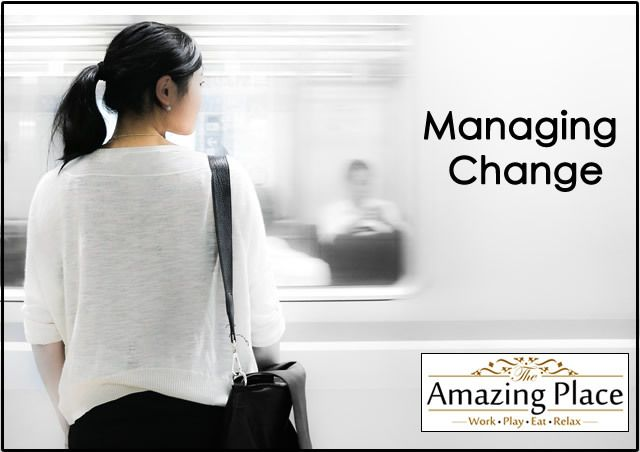Managing Change in Your Business #change #softskills #training