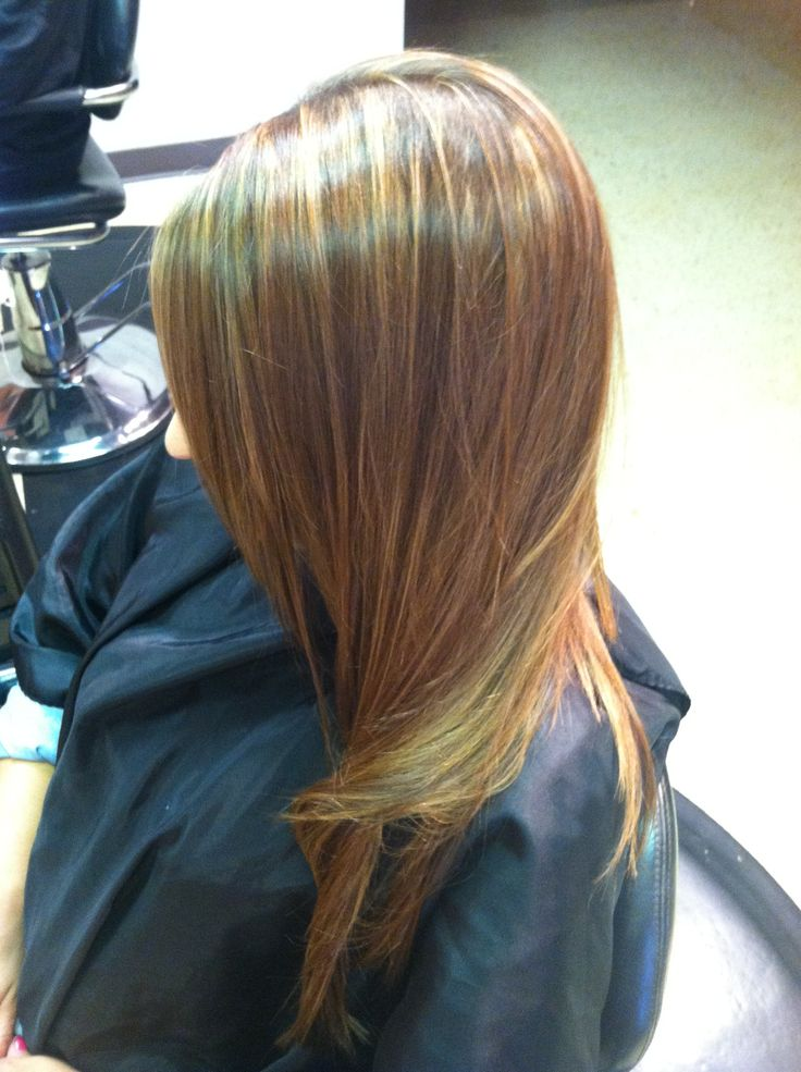 Honey And Caramel Highlights Things I Love Pinterest