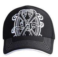 Arturo Fuente Opus X Logo Baseball Hat - Black and White