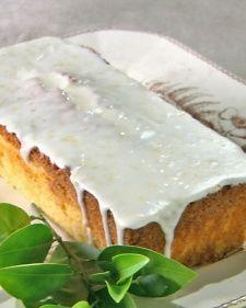 Meyer Lemon Pound Cake Videos | Food How to's and ideas | Martha Stewart
