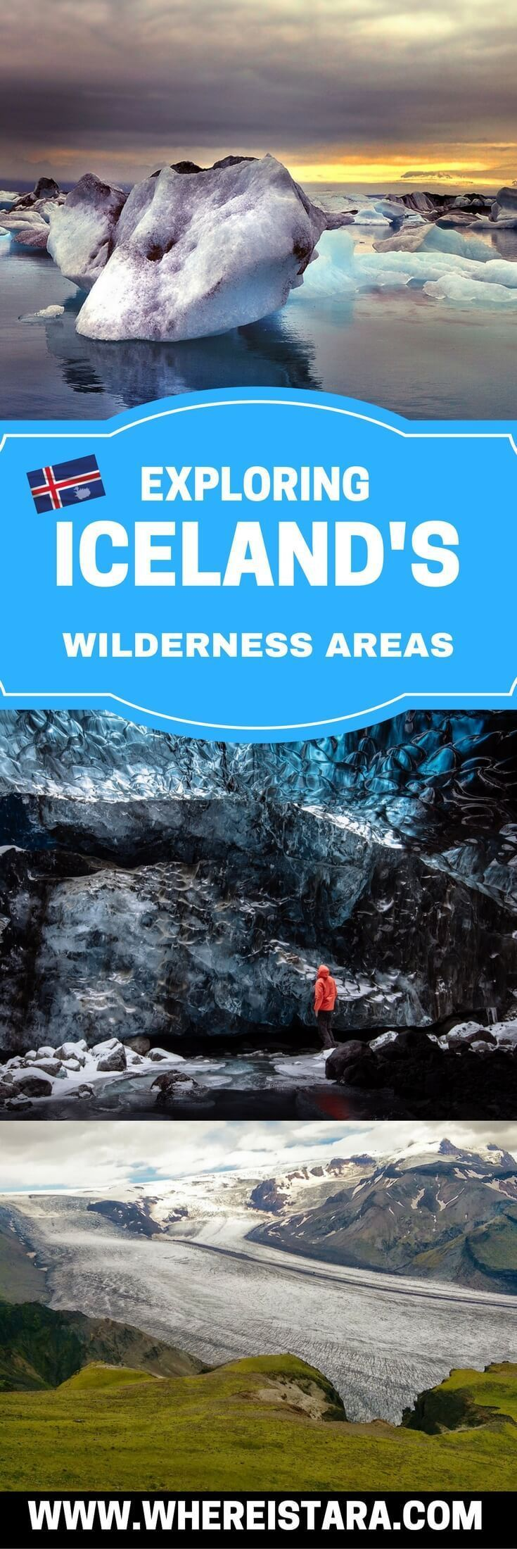 Iceland, the land of fire and ice, is the most sparsely populated country in Europe. Iceland's wilderness areas are STUNNING. From glaciers to volcanoes, there's something for everyone. Here's my guide to exploring the wilderness of Iceland on your next trip.