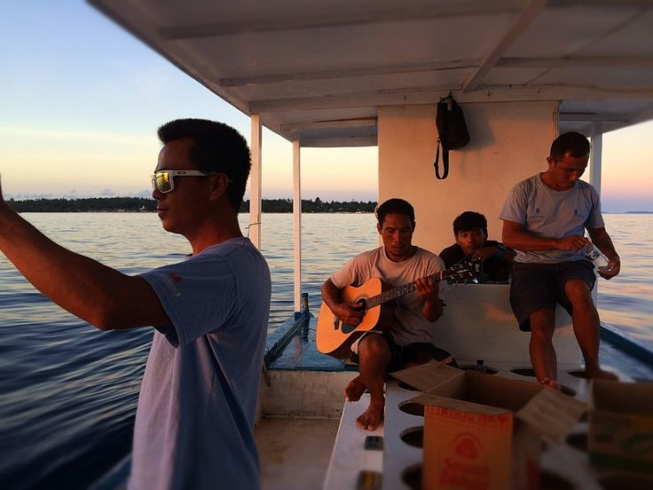 Onong Resort . Sunset Trip . Celebes Divers