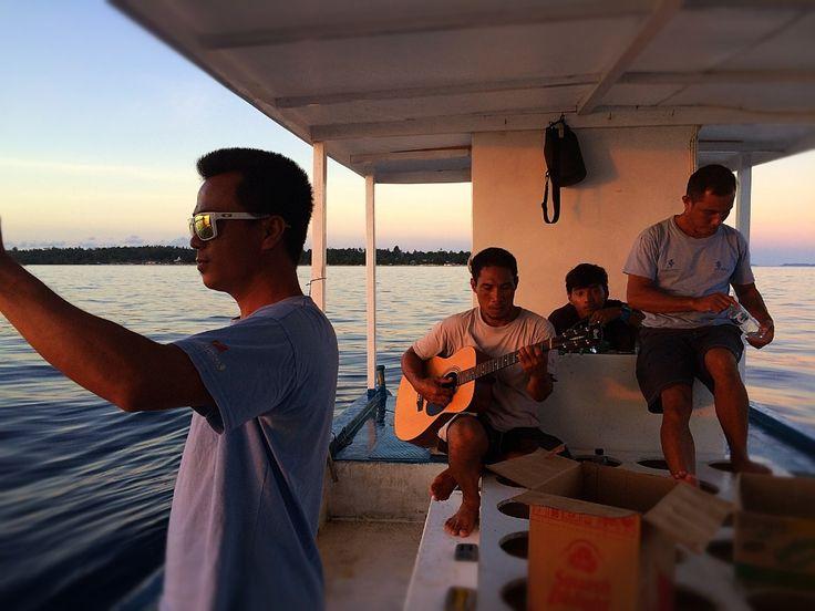 Onong Resort . Sunset Trip . Celebes Divers