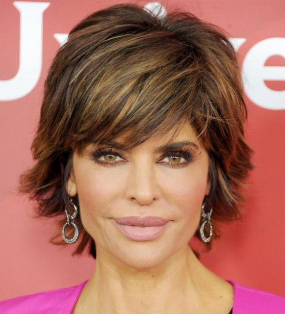 Lisa Rinna pout...