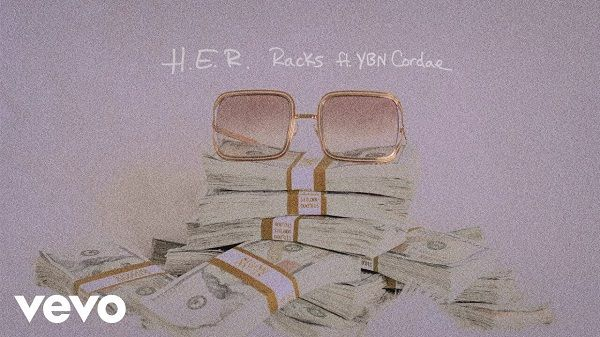 H E R Racks Ft Ybn Cordae Mp3 Download Racks Songs My Favorite Music