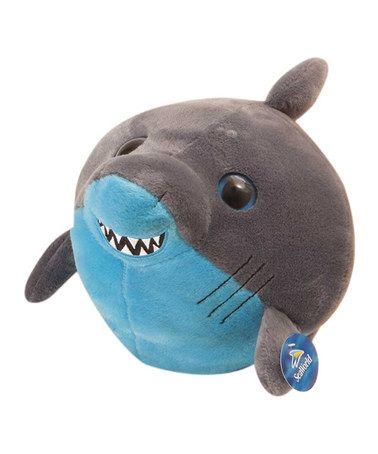 Sharks, Toys and Plush on Pinterest
