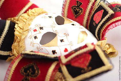 """Интерьерные  маски ручной работы. Интерьерная венецианская маска """"Дама"""". Елена. Интернет-магазин Ярмарка Мастеров. Подарок на любой случай"""