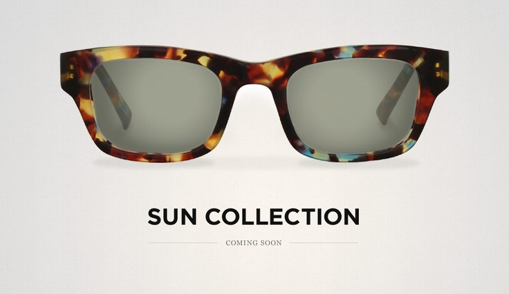 Soon we will have the sun collection available online, visit our website for more info www.oscarwylee.com.au Prescription Glasses Online | Oscar Wylee