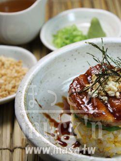 日本料理食譜,夏天料理,鰻魚食譜-『土曜丑の日』創意 ひつまぶし Hitsu-mabushi 鰻魚飯