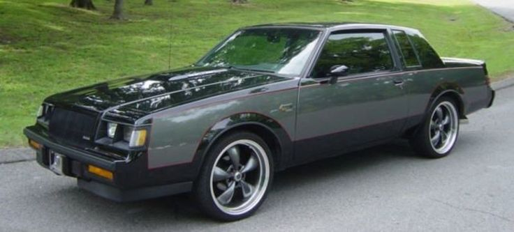 1987 Buick Grand National for sale - Hendersonville, TN | OldCarOnline.com Classifieds
