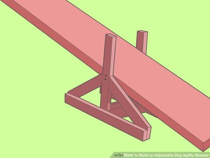 Image titled Build an Adjustable Dog Agility Seesaw Step 18