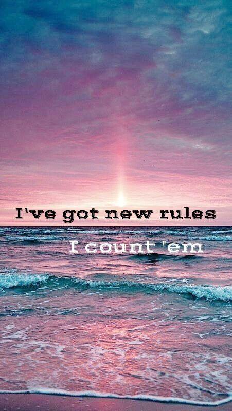 New Rules ~Dua Lipa
