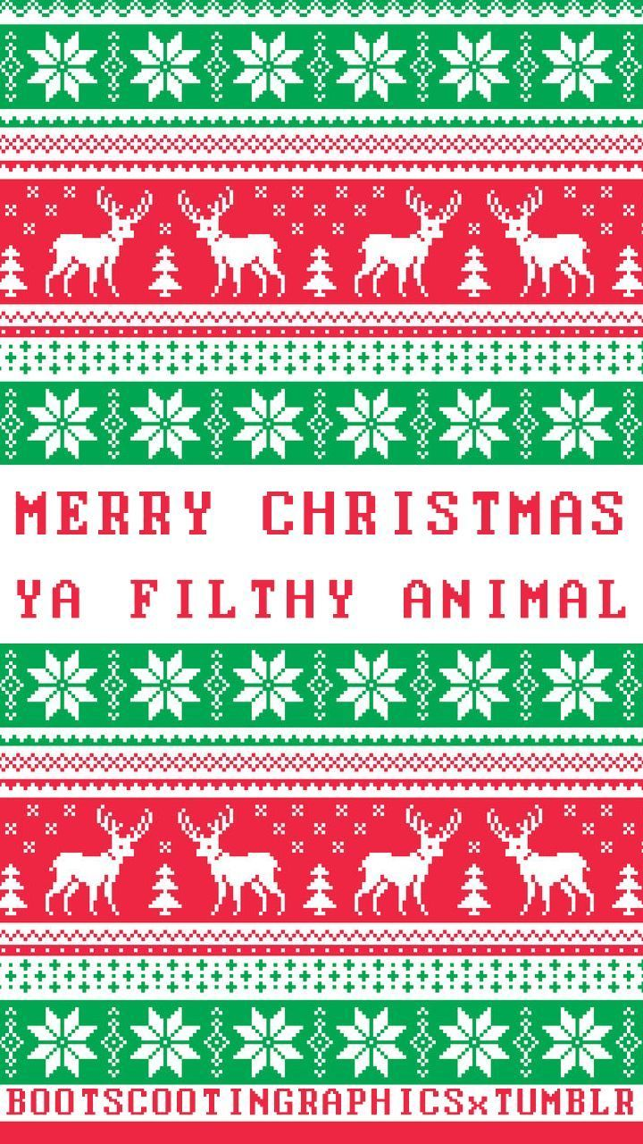 Resultado de imagem para wallpaper iphone funny christmas