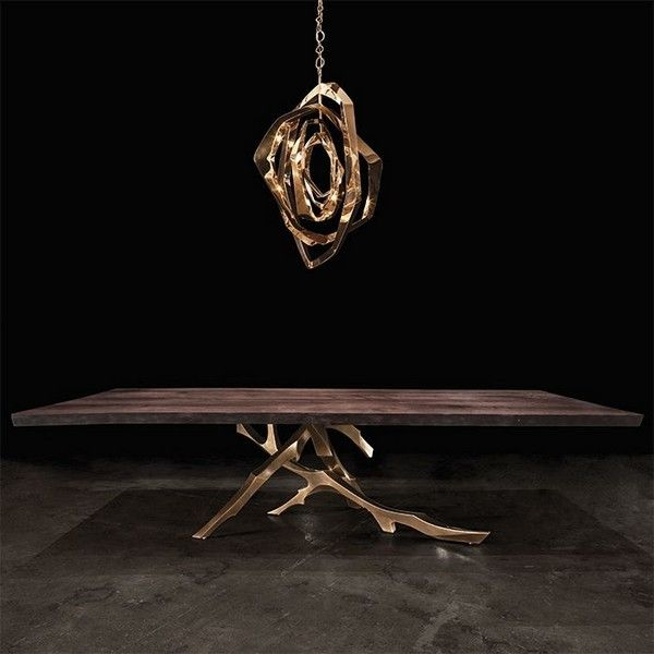 Don't miss 5 impressive dining tables for your room design | Interior Decoration