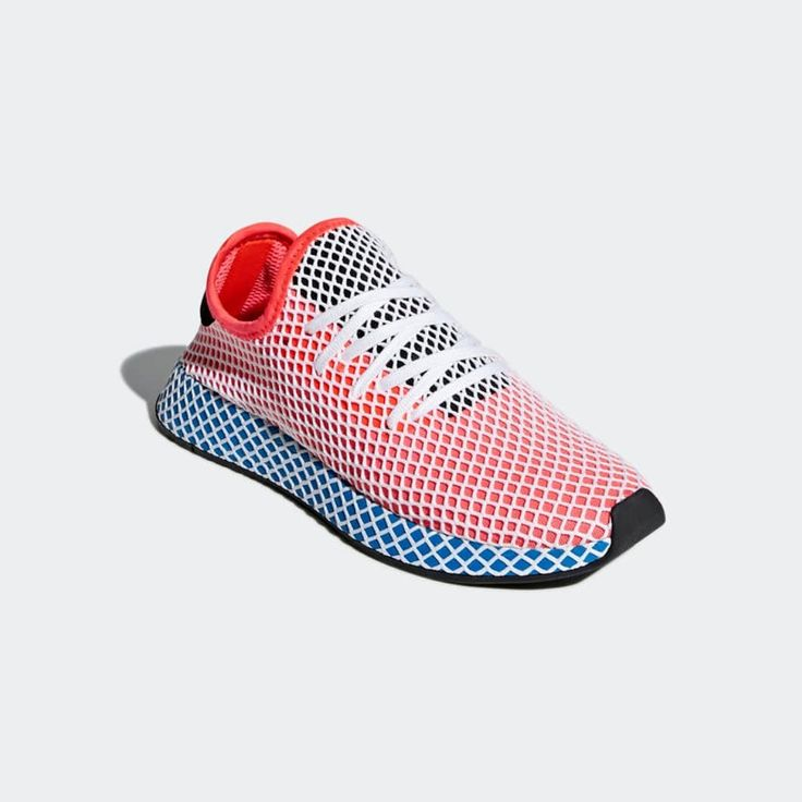 Adidas introduces the new Adidas Deerupt Runner utilizing an exposed mesh netting for a new design and it's inspired by other Adidas running shoes like the Adidas marathon. The shoe will be available the 22 of March in 6 different colorways 4 for men and 2 for women. Price: 99.95 Swipe #ayakickz ---------------------------- Adidas introduce su nueva zapatilla Adidas Deerupt Runner utilizando una malla expuesta para su nuevo diseño y esta inspirado en otras zapatillas Adidas como las Adidas…