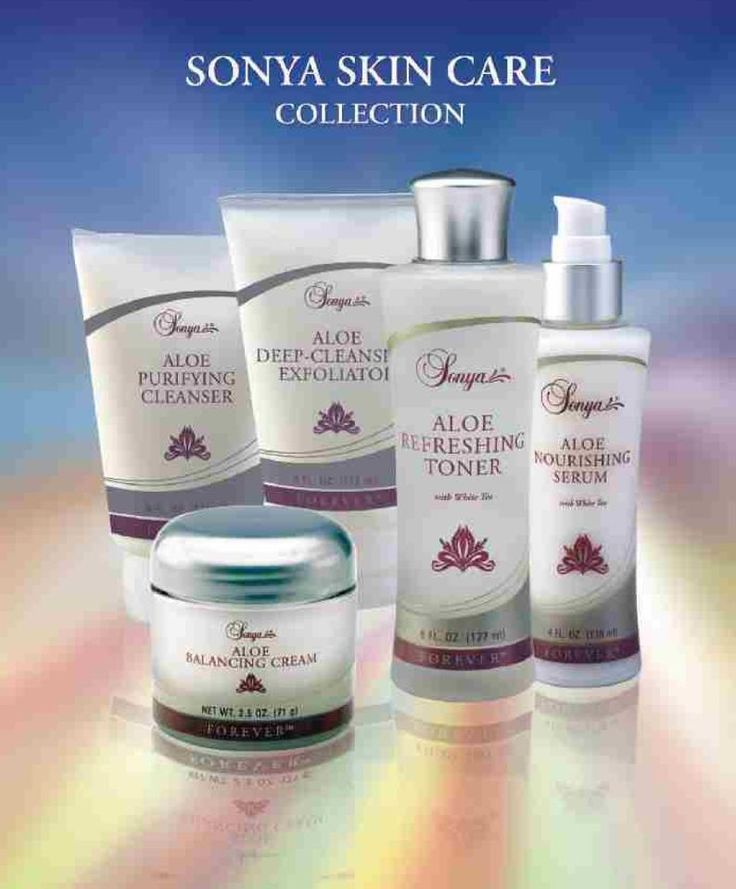 Sonya® is the essence of more than just beauty: it is an expression of rejuvenation, admiration and love. Our collection's formulation of ingredients including aloe vera, fruit extracts, white tea and superior moisturizers give back to your skin. They help to rejuvenate and moisturize your skin like never before. http://www.healeraloe.flp.com/