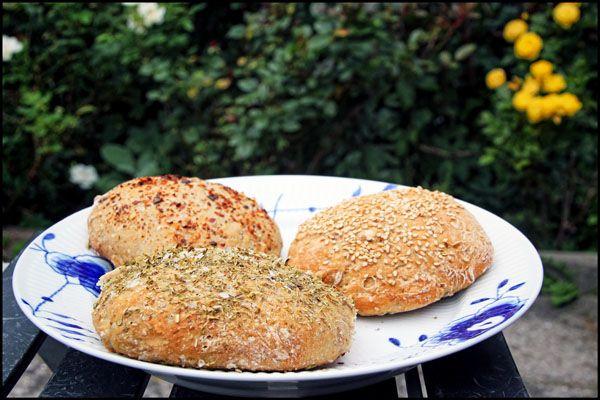 Sandwichbroed. Brød, sandwich, madpakke, hvede, rugkerner.
