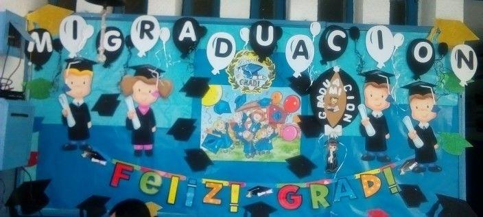 Graduaci n peri dico mural pinterest graduaci n for El periodico mural y sus secciones