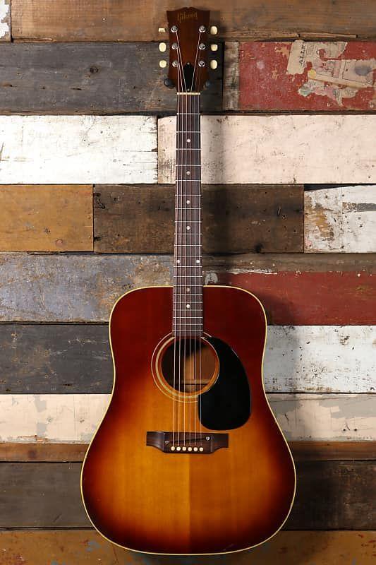 Gibson J 45adj 1956 1968 Reverb Gibson Acoustic Gibson Guitar