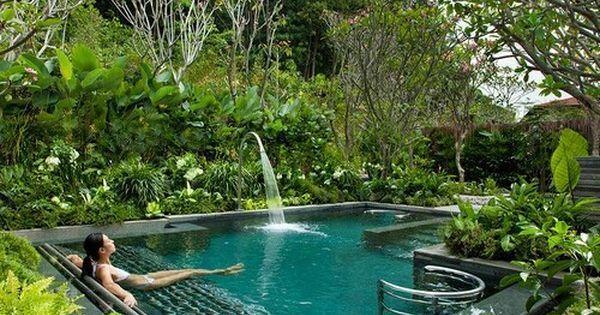 189 melhores imagens de ideas for the house no pinterest for Garden pool dennis mcclung