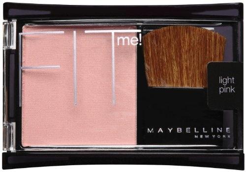 Best Fair Skin Flushed Cheek Blush:  Maybelline New York Fit Me!  Bush in Light Pink