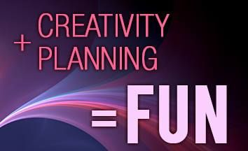 Creativity + Planning = FUN CREATIVITY is the spark and key to making your wedding unique and personal PLANNING is the means to have your wishes come true CREATIVITY + PLANNING = FUN weddings. Schedule a event today. Call Dj Otto the best Wedding DJ in Pittsburgh, to schedule a special event today. ‪#‎entertainment‬ ‪#‎weddingdj‬ ‪#‎dj‬ ‪#‎pittsburghdj‬