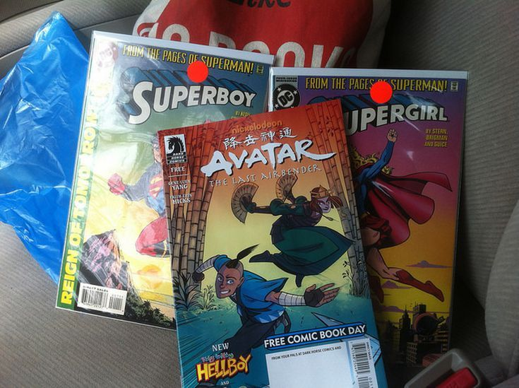 Where to Find Free or Cheap Comic Books: Internet Retailers/Sites