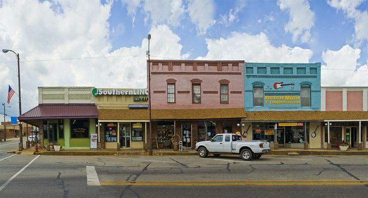 Heflen, Alabama : Small Towns : Nancy Sirkis Photography: New York