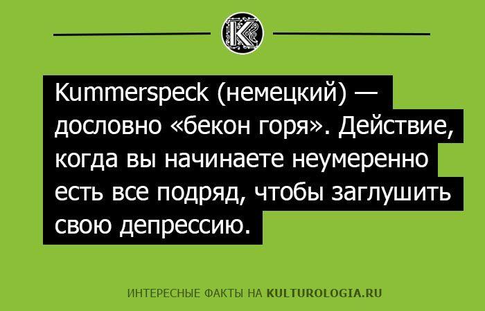 В русском языке более полумиллиона слов, и массу вещей и эмоций можно высказать буквально парой слов. Но при этом в других языках есть слова, передать смысл которых на русском можно, только пустившись в пространные и долгие объяснения.