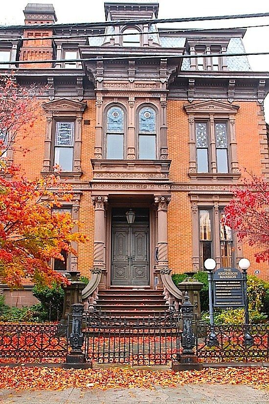 1882 Mansion Gets New Lease On Life | New Haven Independent