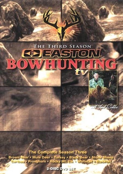 EASTON - Bow hunting TV - DVD Season 3