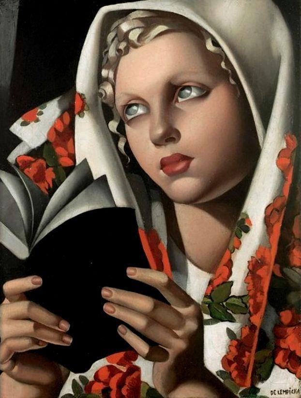 Tamara de Lempicka - Polish Girl (La Polonaise),