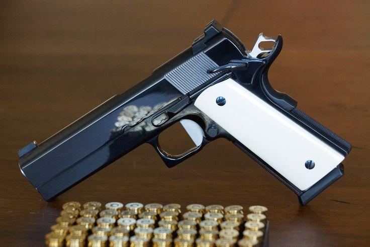 Custom Colt 1911 by Alchemy Custom Weaponry