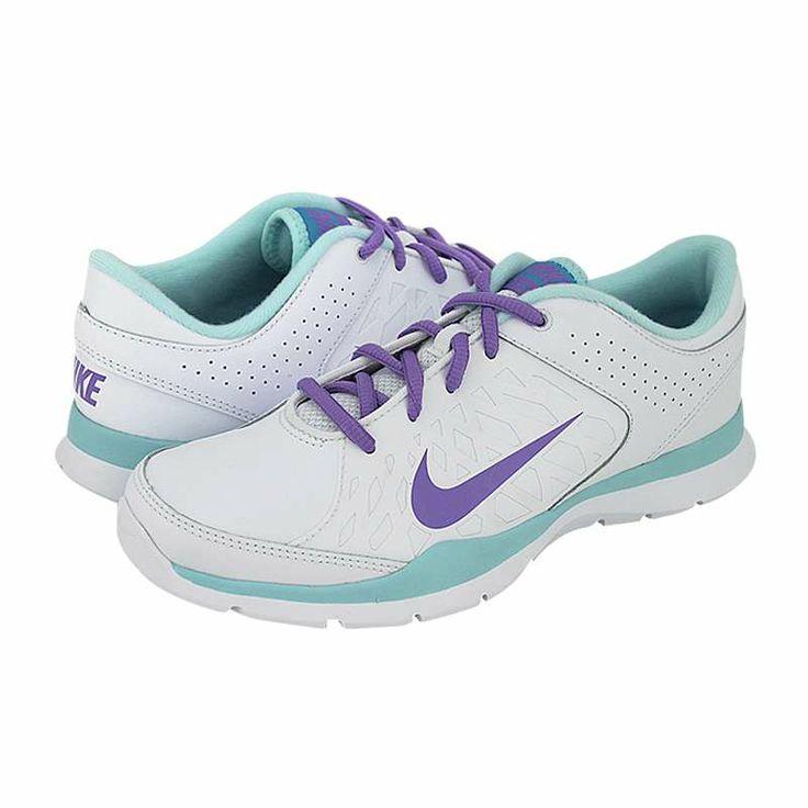 Core Flex - Γυναικεία αθλητικά παπούτσια Nike από δερμα και συνθετικο με υφασμάτινη φόδρα και συνθετική σόλα.