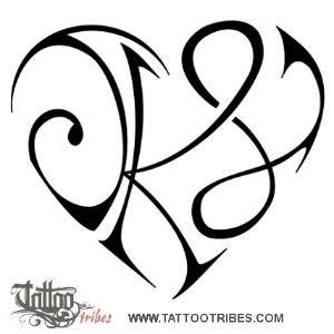 Letter K Tattoos - Bing Images by Olga Konyakova