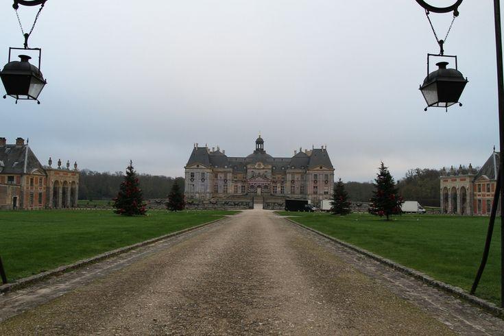 Ch�teau de Vaux-le vicomte...