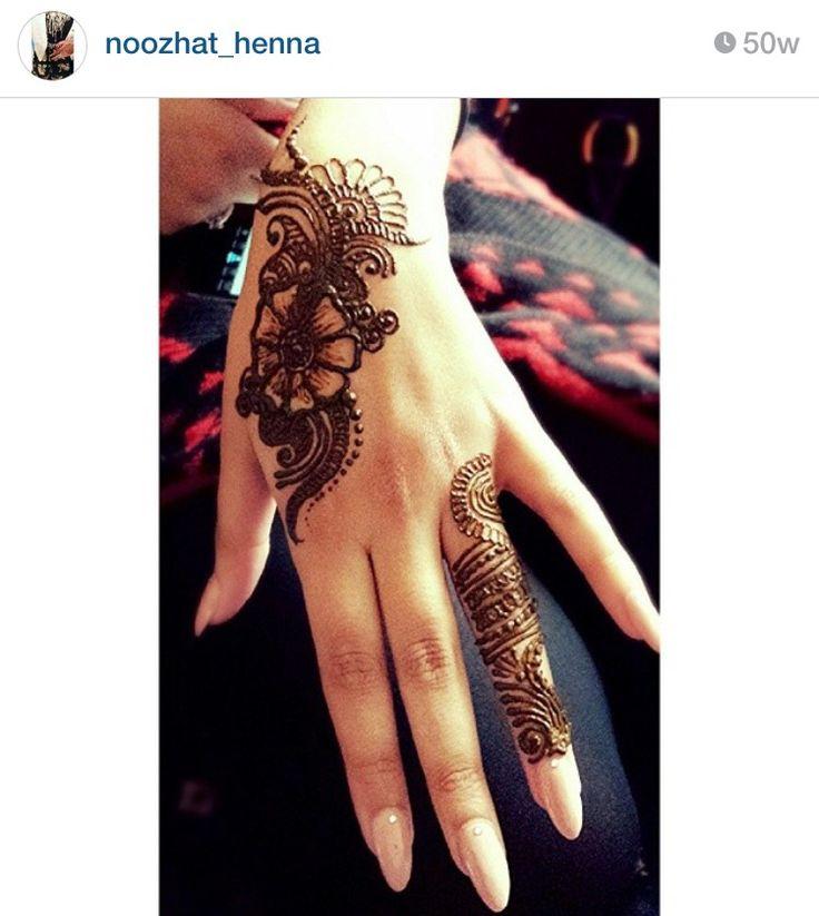 Simple henna designs ♡