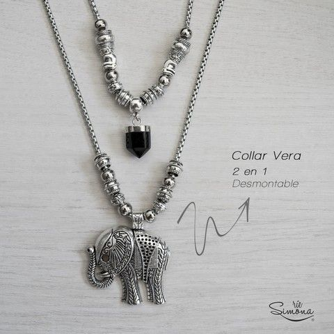 Vera Collar  - 2 en 1