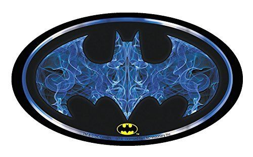 Licenses Products DC Comics Batman Trippy Logo Sticker by Licenses Products @ niftywarehouse.com #NiftyWarehouse #Batman #DC #Comics #ComicBooks