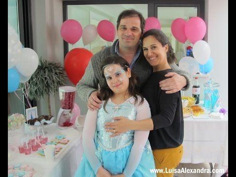 Luisa Alexandra: ♥ 10.º Aniversário da Alexandra Luísa ♥ A Festa