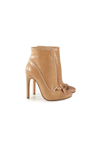 bottines beige pedro garcia