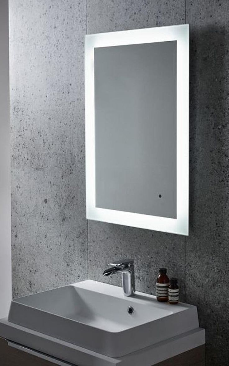 LED Backlit Illuminated Mirror