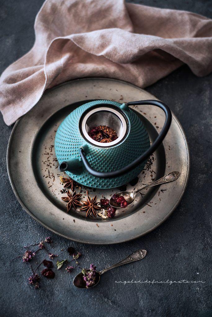 Tisana di rooibos speziata per Taste&More n. 24