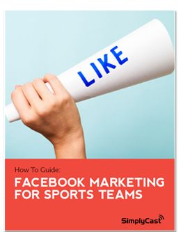 Learn how a sports team uses Facebook to engage their fans.