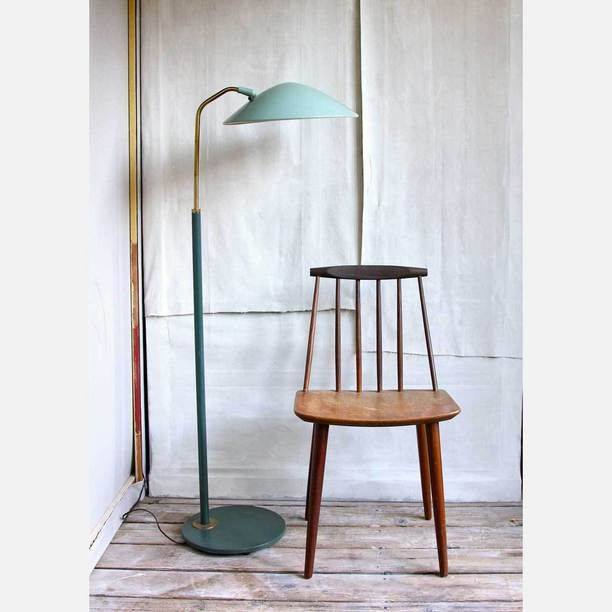 Mid-Century Modern Floor Lamp found on Fab.com via Trampoline Vintage