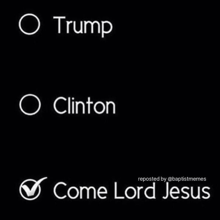 -@gmx0 #BaptistMemes #Election2016