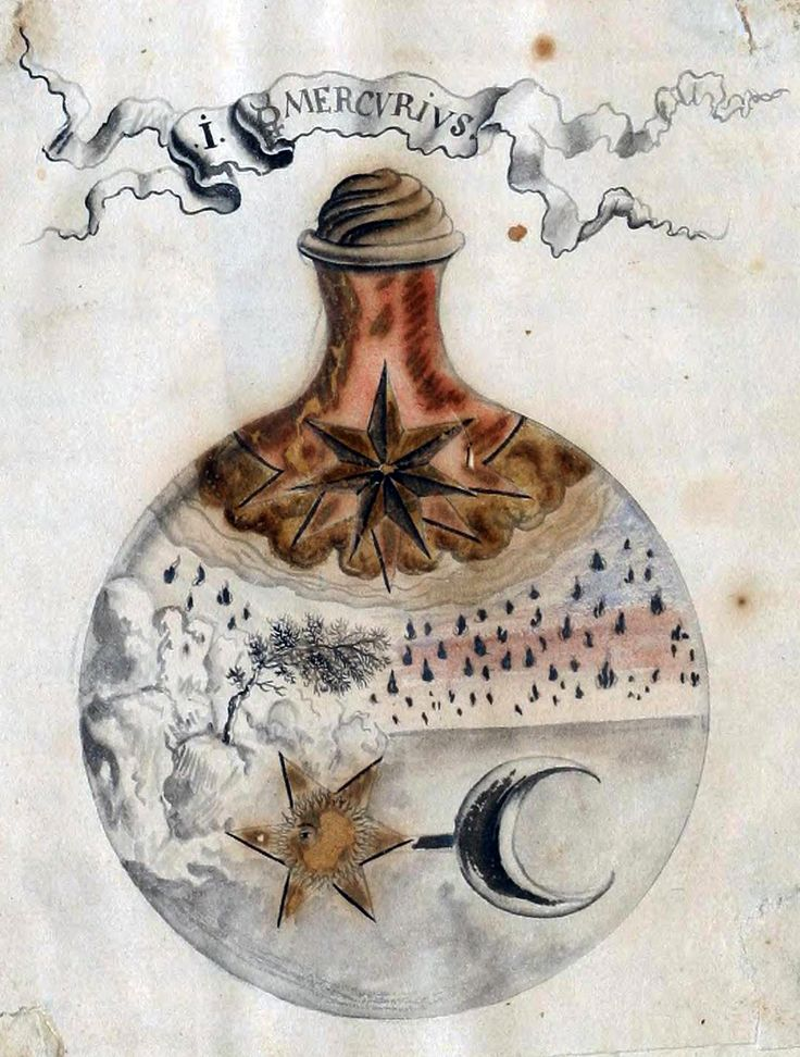 speciesbarocus:  Alchemical manuscript. [box 04] > FromManly Palmer Hall's Collection.
